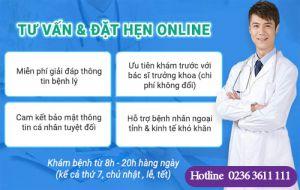 [Đà Nẵng] Kênh tư vấn nam khoa trực tuyến miễn phí uy tín