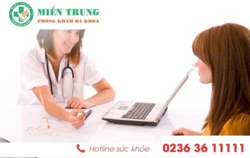 Triệu chứng viêm cổ tử cung ở nữ giới