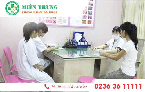 Cở sở y tế điều trị phì đại cổ tử cung hiệu quả