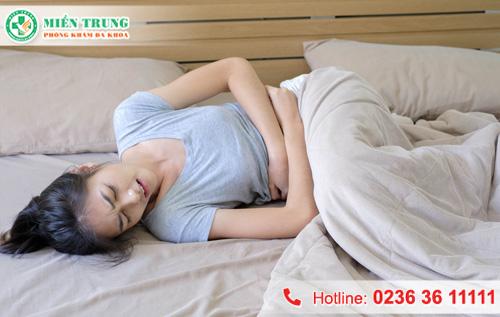 """[Đà Nẵng] Đau bụng kinh và bí quyết làm giảm cơn đau trong """"tích tắc"""""""