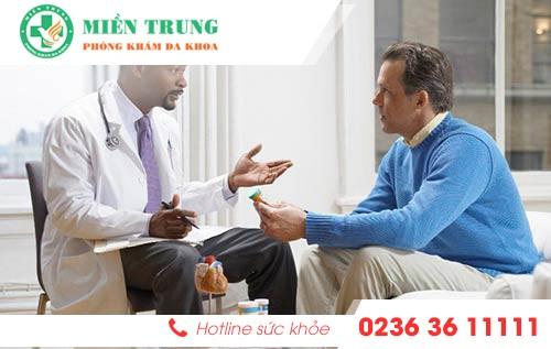 Phương pháp điều trị bệnh sỏi tuyến tiền liệt